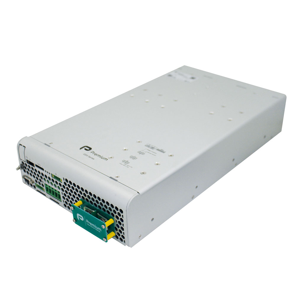 Industrial and railway inverters 6000 W