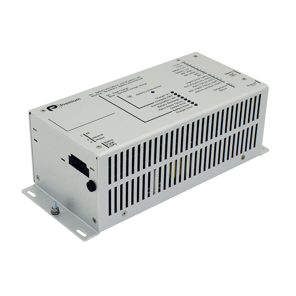 150W (275Wpf) 3 outputs UPS Ethernet