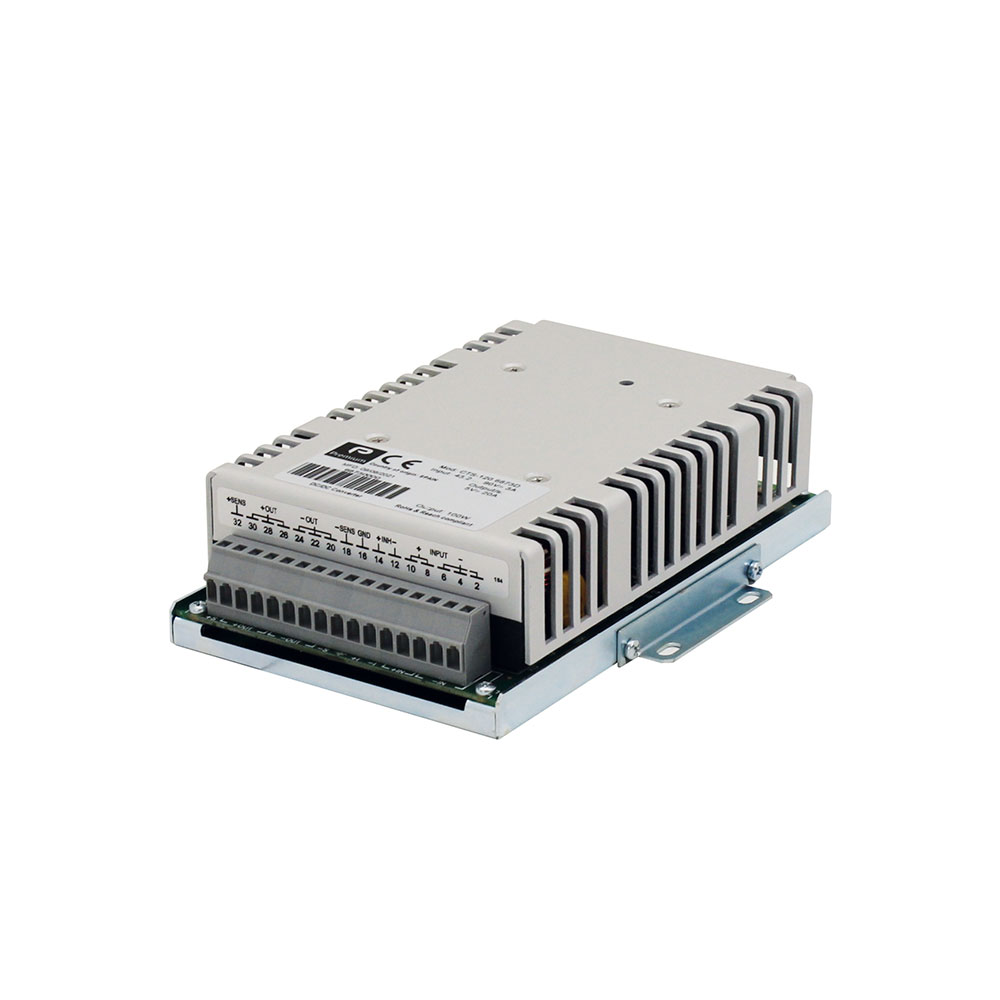 Industrial 100-140W DC/DC converters